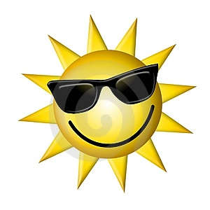 cartoon-sun-wearing-dark-glasses-thumb46092381