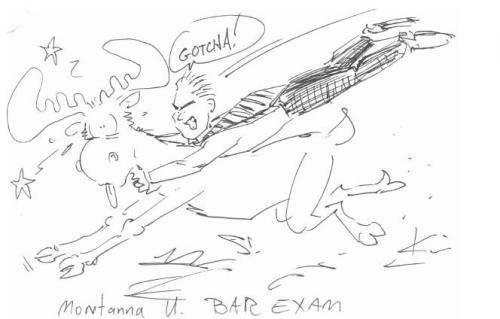 Montana Bar Exam