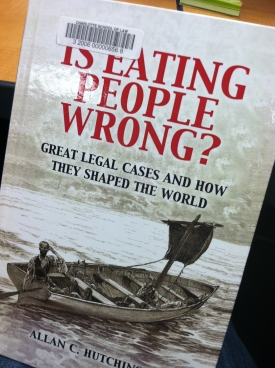 eating people wrong