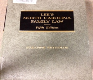north carolina family law